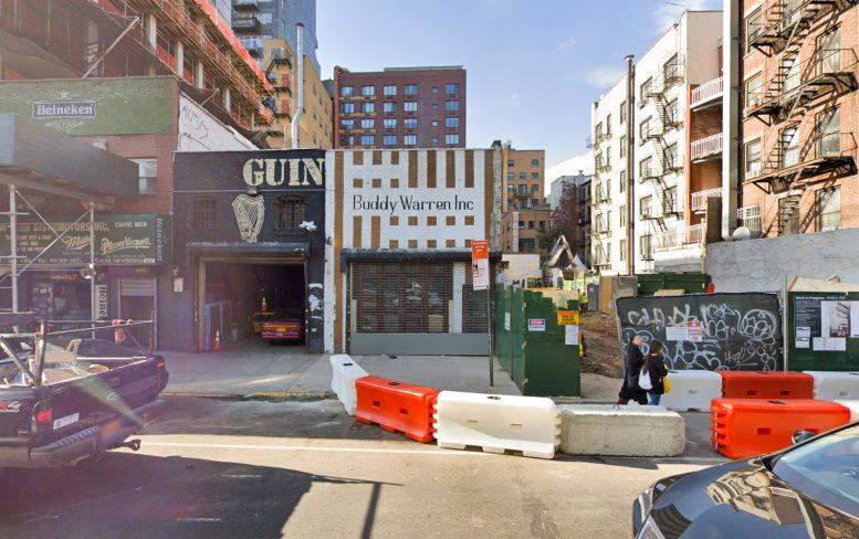 171 Chrystie Street, via Google Maps