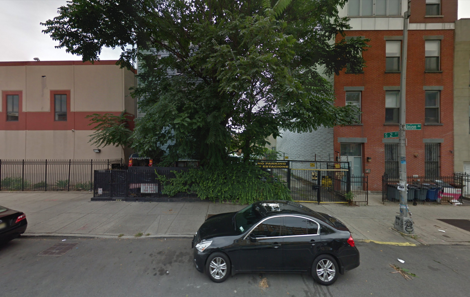 288 Union Avenue, via Google Maps