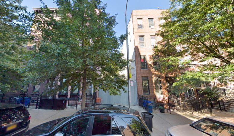 309 East 119th Street, via Google Maps