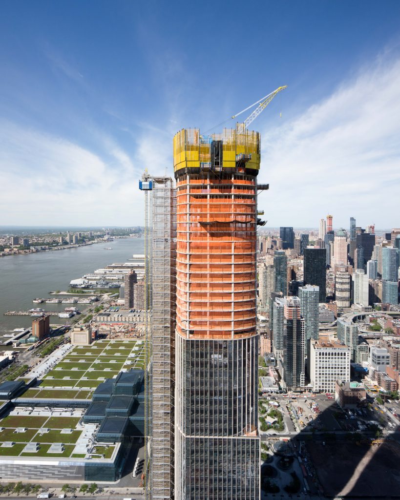 35 Hudson Yards, image by Andrew Campbell Nelson