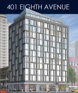 401 8th Avenue Rendering