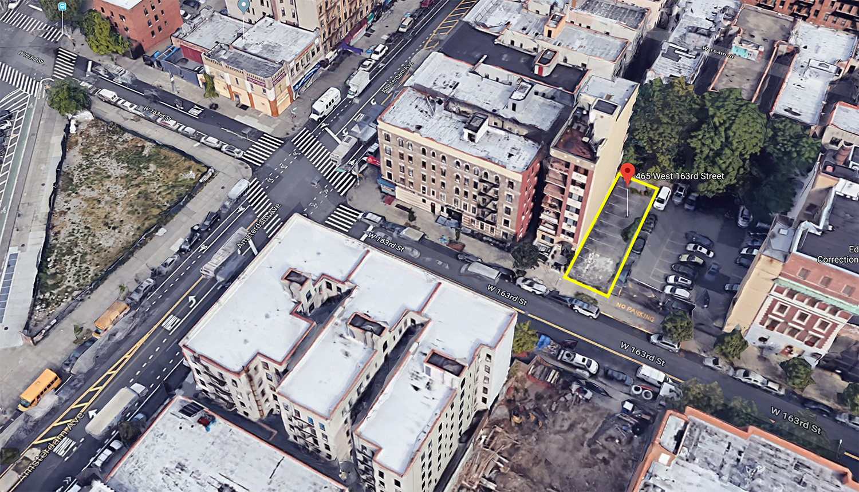 Washington Heights - New York YIMBY