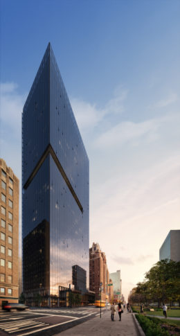 685 First Avenue, design by Richard Meier & Partners Architects
