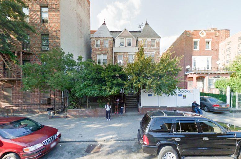 707 Willoughby Avenue, via Google Maps
