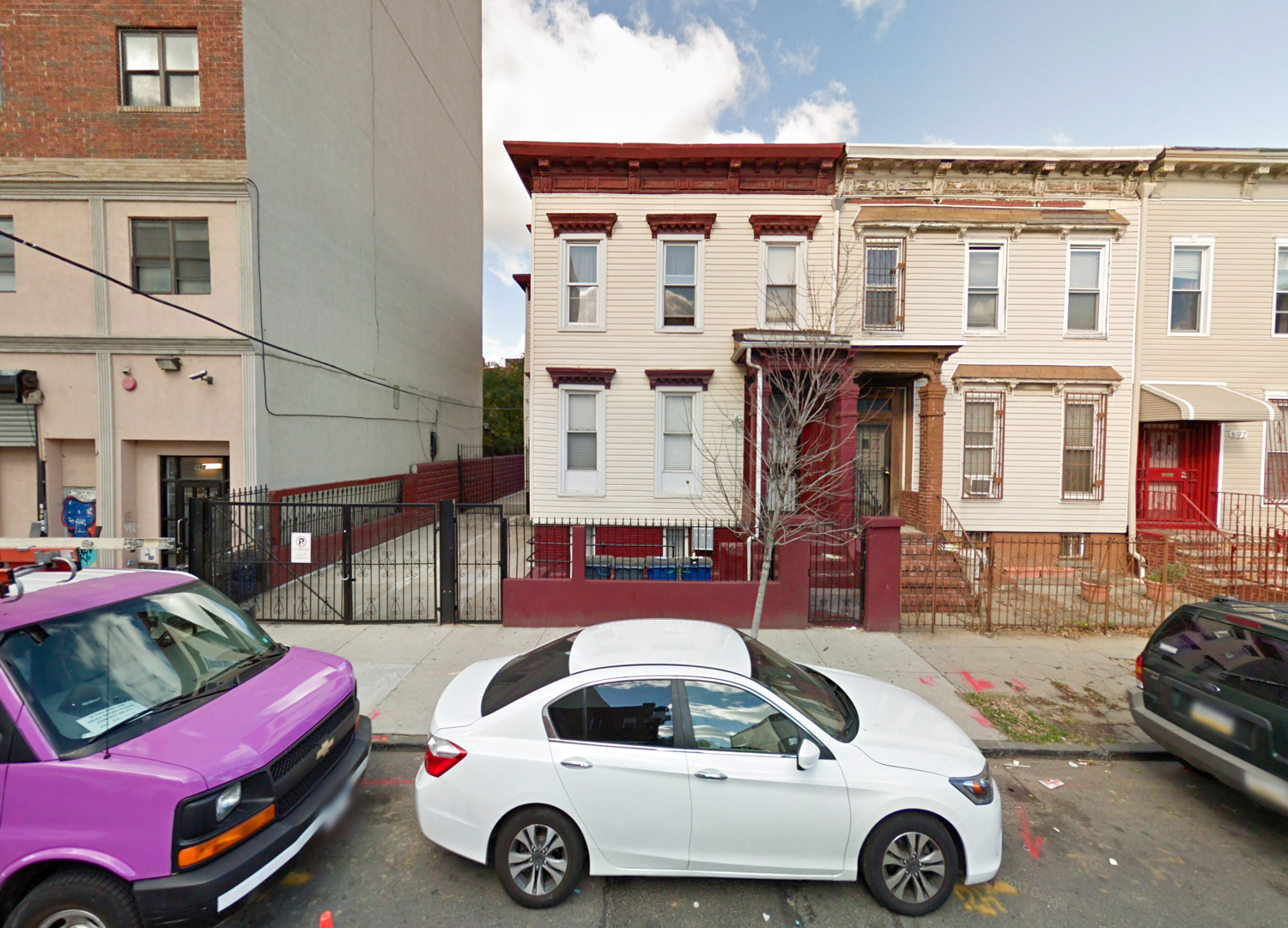 893 Willoughby Avenue, via Google Maps