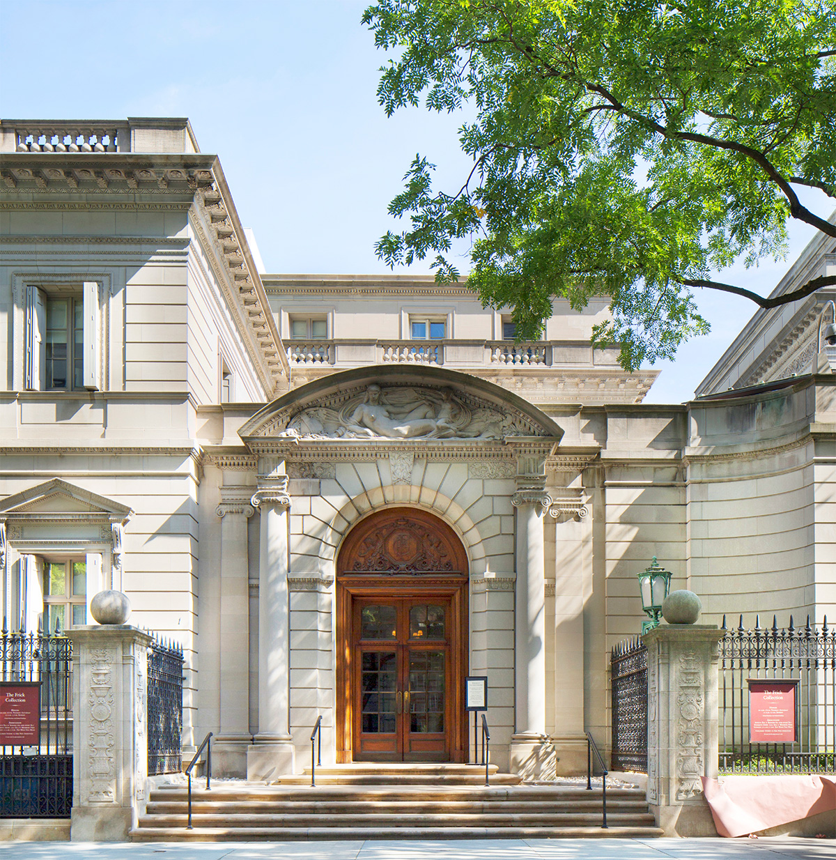 Alumni Tour of the Frick Collection - The Courtauld