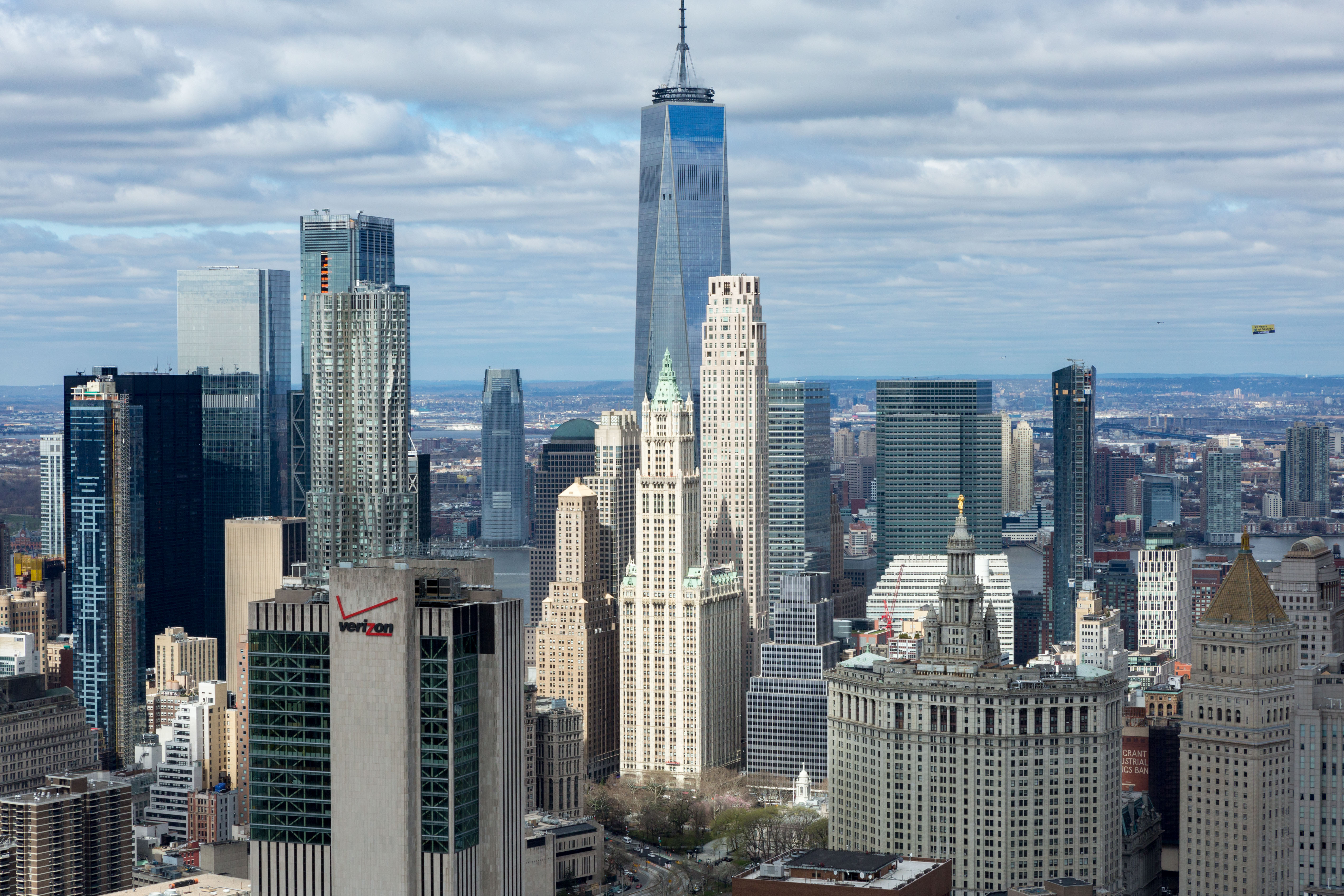 YIMBY Visits One Manhattan Square As Full Completion Nears ...