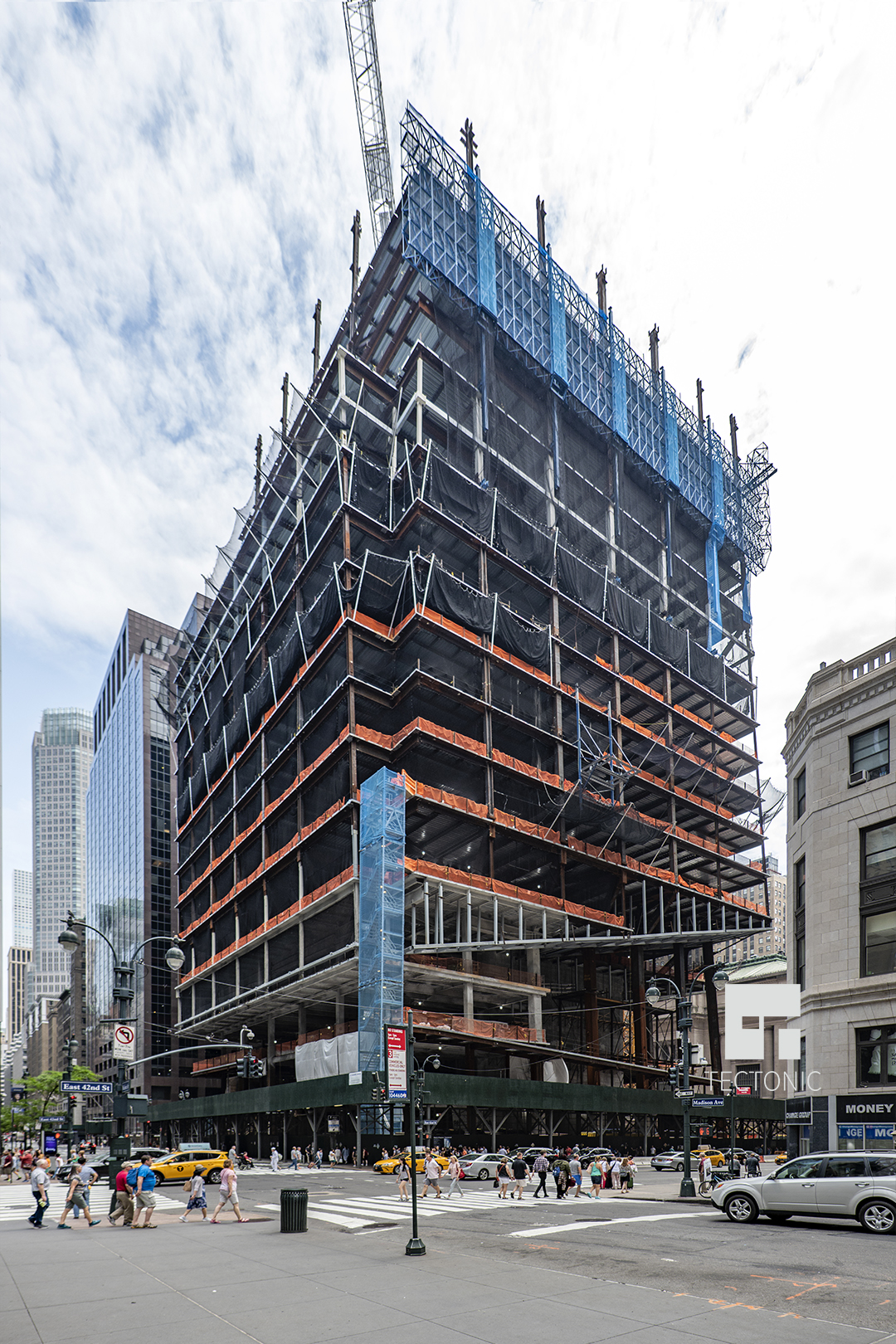 One Vanderbilt Begins Gaining Prominence On The Midtown