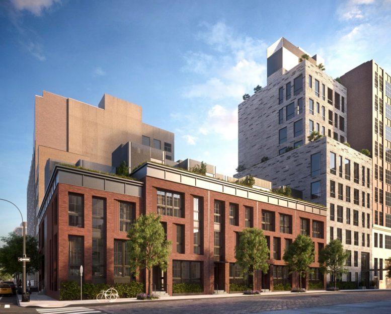 111 Leroy Street, design by Workshop/APD