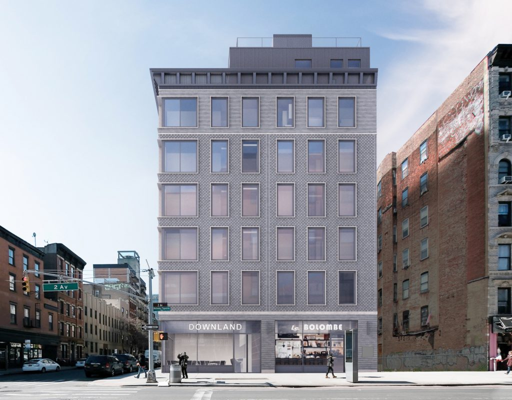 119-121 2nd Avenue, image by Morris Adjmi Architects