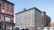 119-121 2nd Avenue, rendering by Morris Adjmi Architects