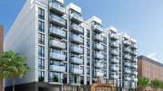 144-21 Sanford Avenue, image by Anthony Ng Architects Studio