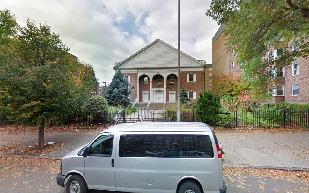 144-21 Sanford Avenue, via Google Maps