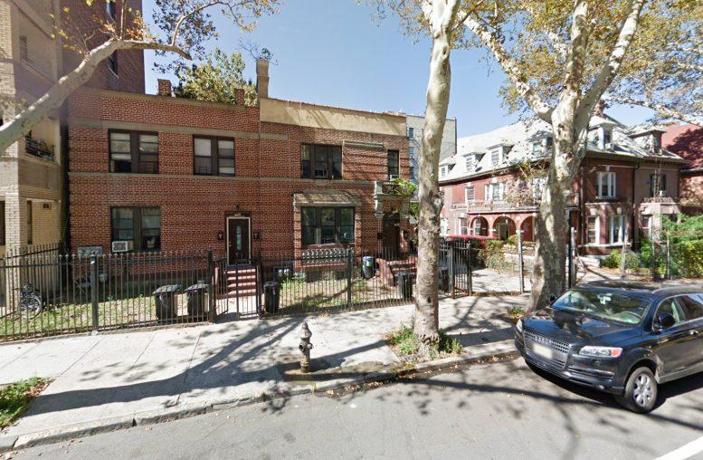 1741 Grand Avenue, via Google Maps