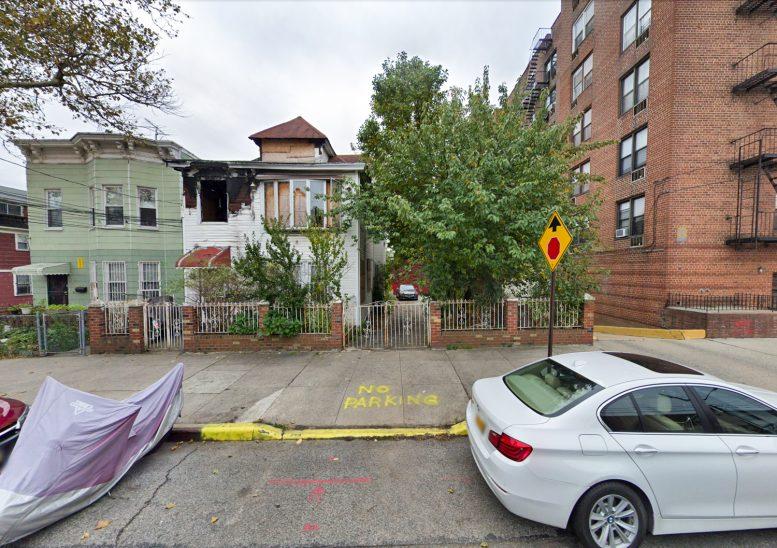 90-16 53rd Avenue, via Google Maps