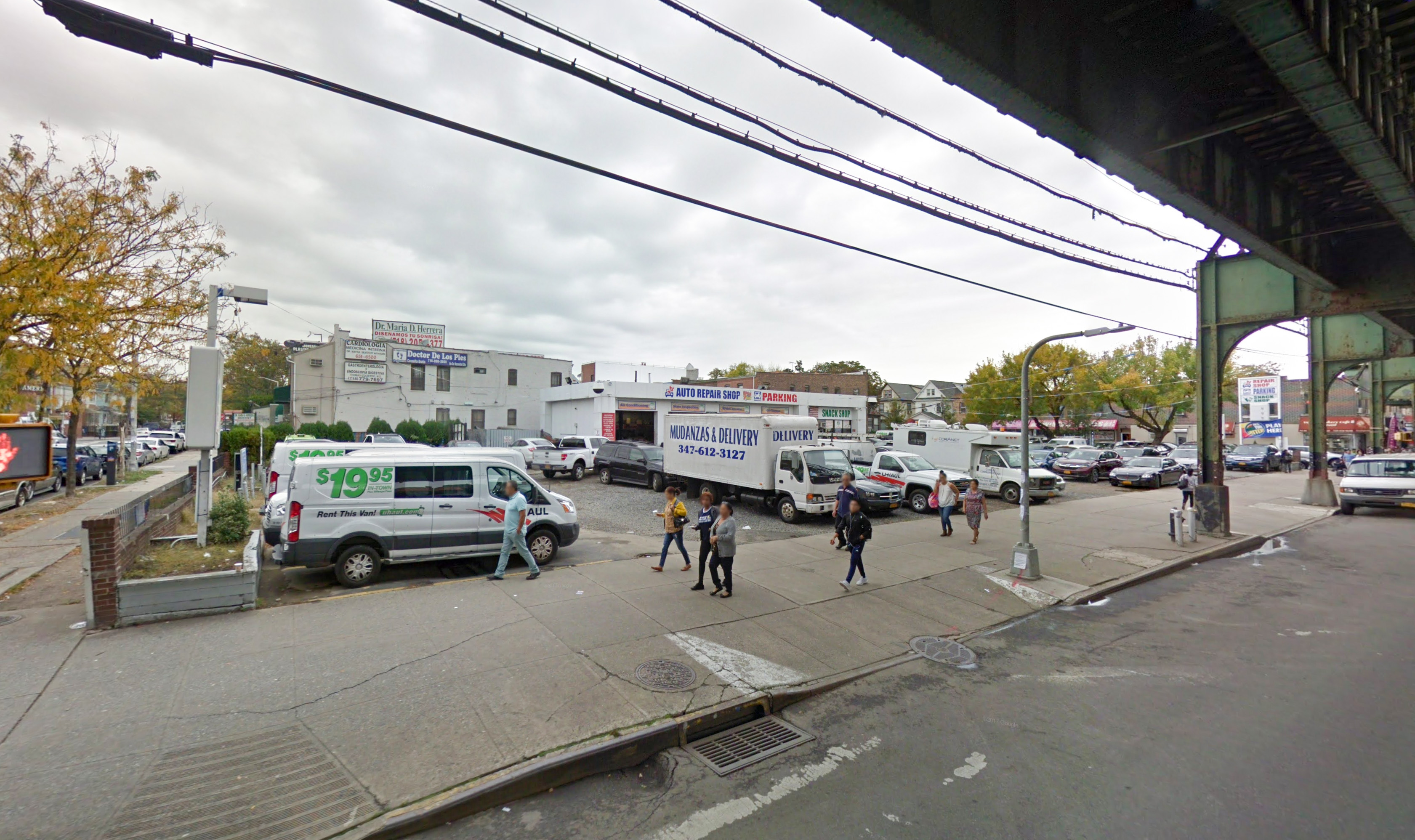 91-09 Roosevelt Avenue, via Google Maps