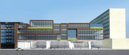 96 North 10th Street, design by wHY Architecture