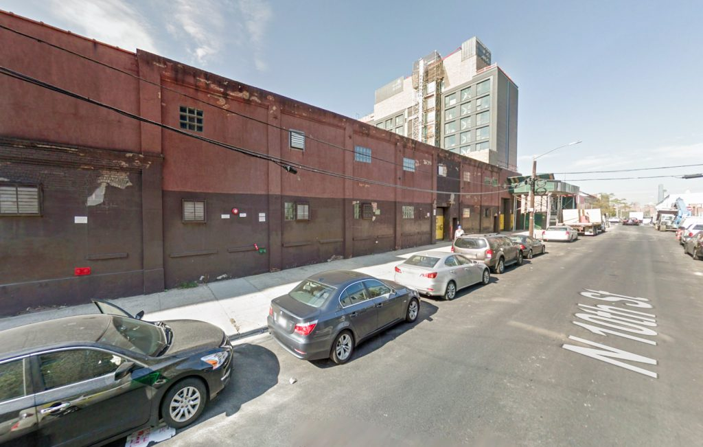 96 North 10th Street, via Google Maps