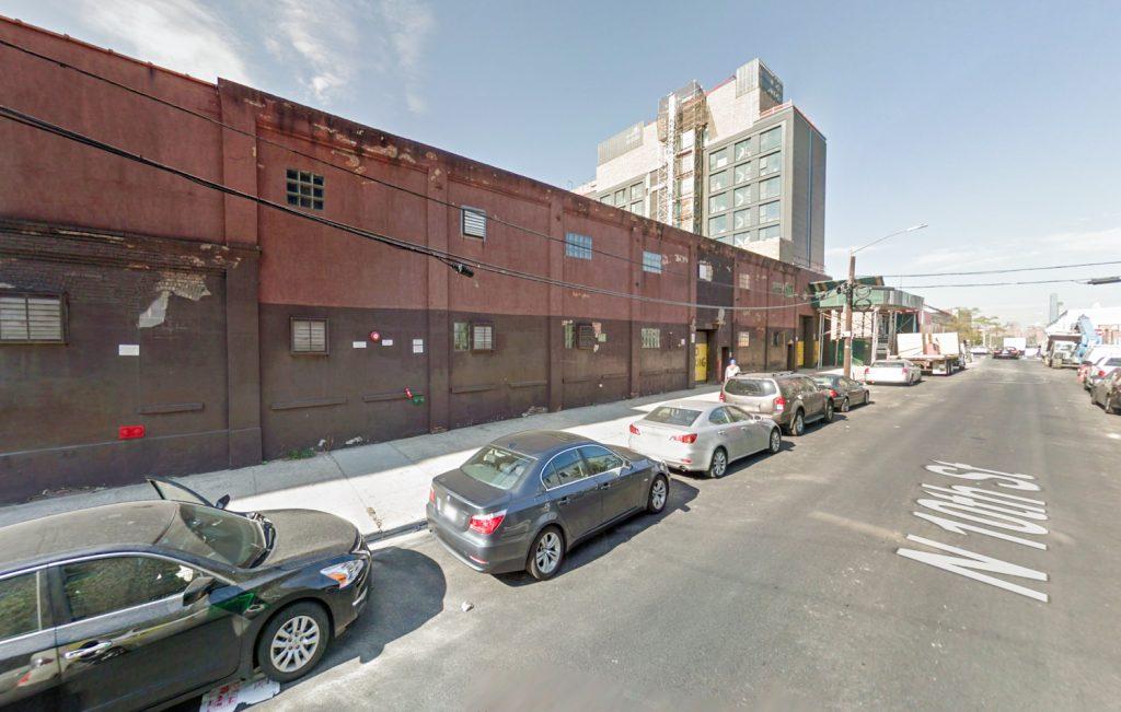 96 North 10th Street, via Google Maps