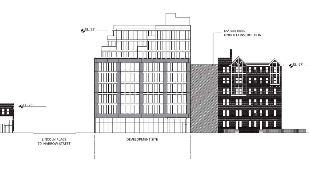 Elevation for 805 Washington Avenue