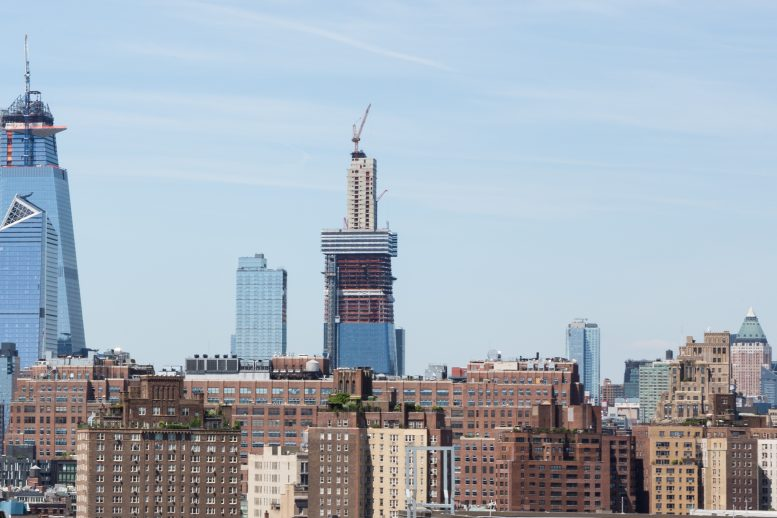 One Manhattan West, image by Andrew Campbell Nelson from 90 Morton