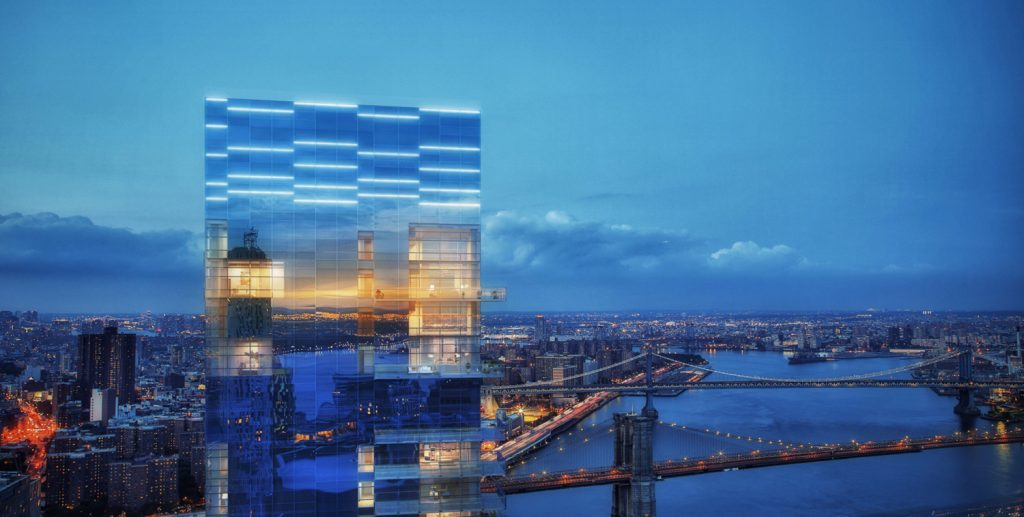 Pinnacle at One Seaport, image via the teaser website