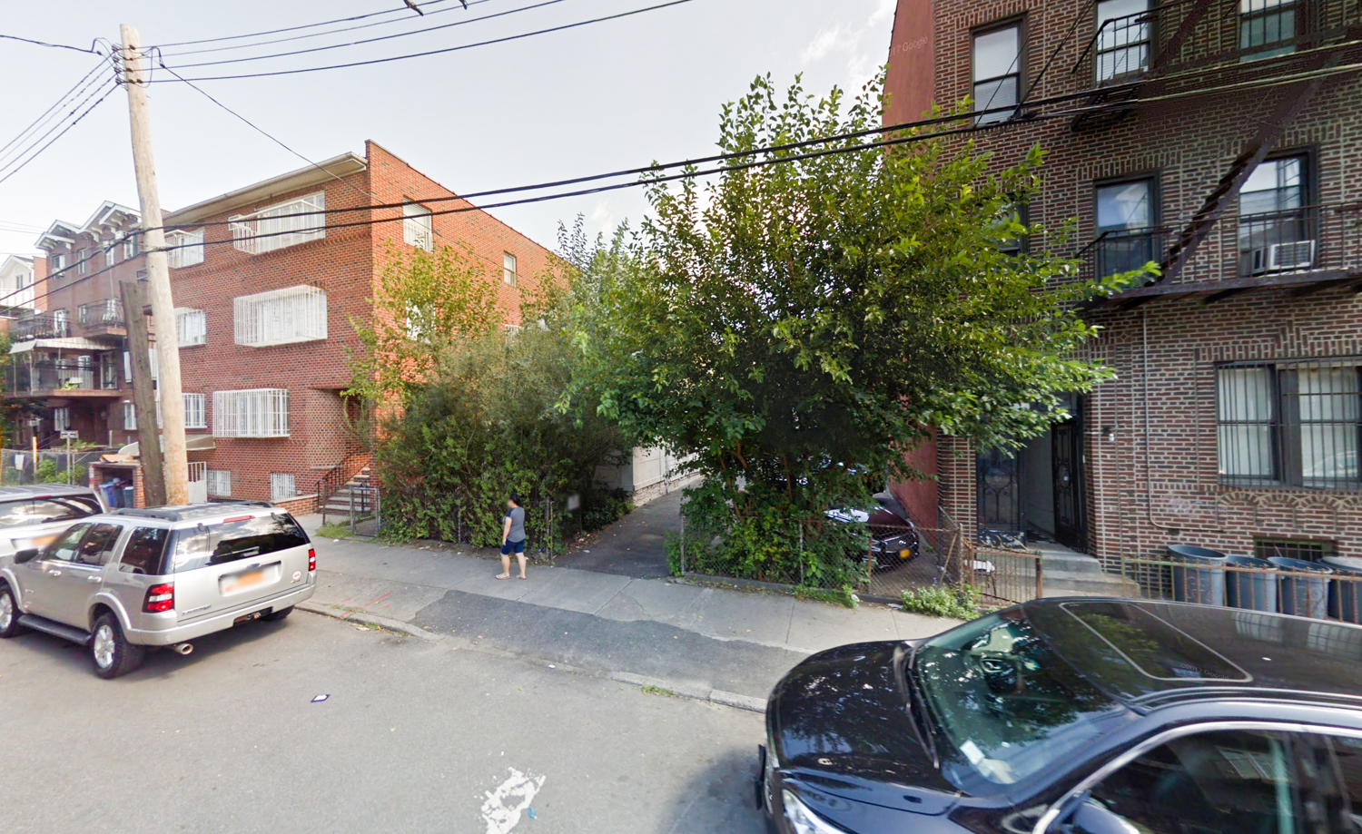 1249 43rd Street, via Google Maps