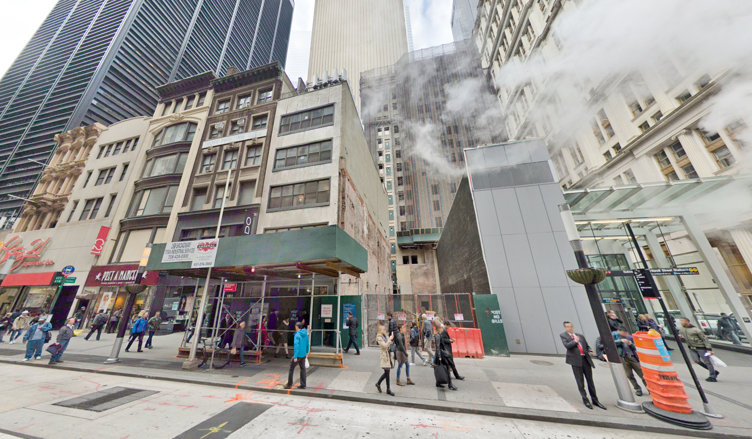 185 Broadway, via Google Maps