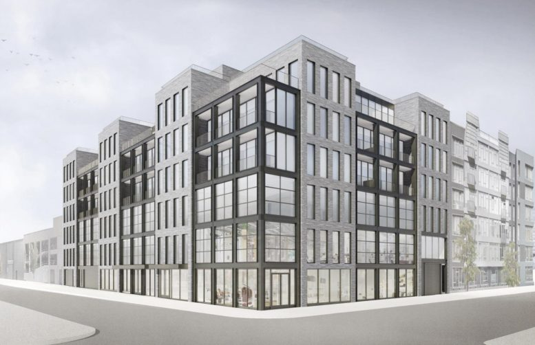 215 North 10th Street, design by Morris Adjmi Architects