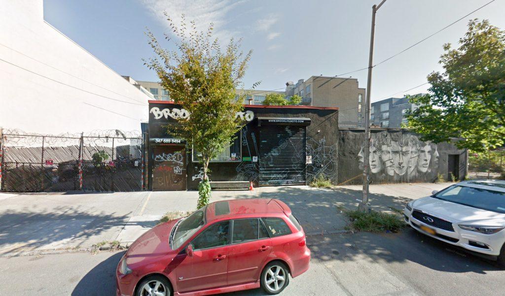215 North 10th Street, via Google Maps
