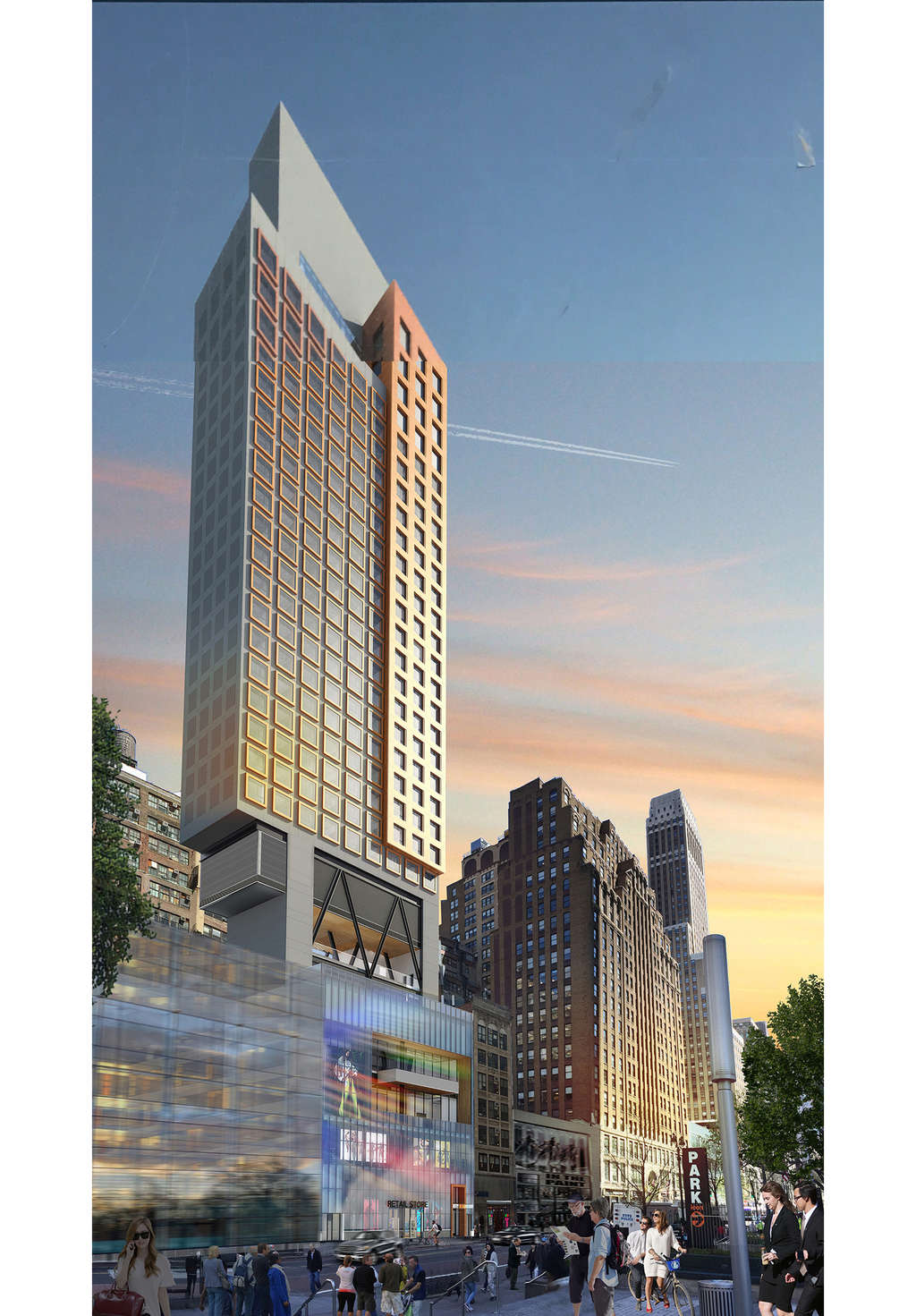 255 West 34th Street Rendering (Rendering Winick Realty Group)