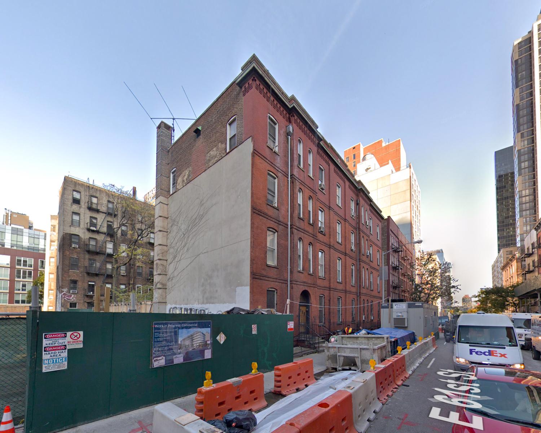 323 East 61st Street, via Google Maps