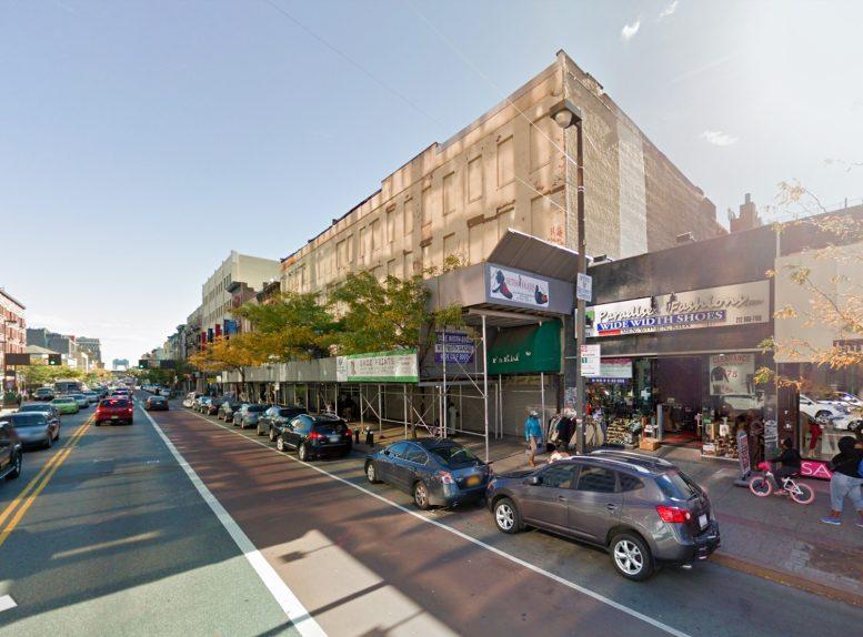 56 West 125th Street, via Google Maps