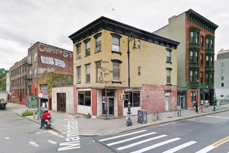 561 Manhattan Avenue, via Google Maps