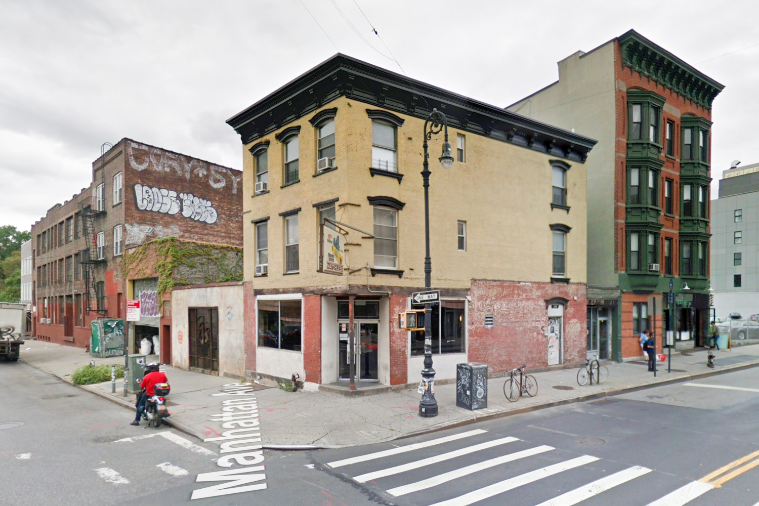 561 Manhattan Avenue, via Google Maps