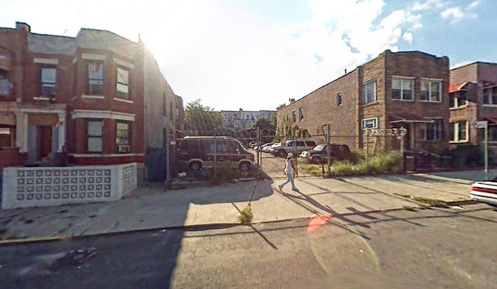 629 Faile Street in 2007, via Google Maps