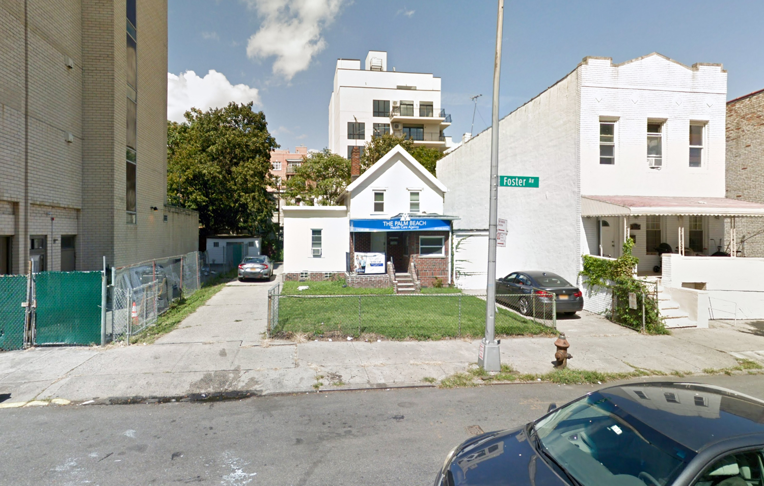 639 Foster Avenue, via Google Maps