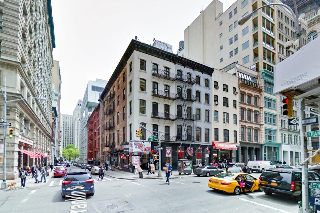 65 Franklin Street, image via Google Maps