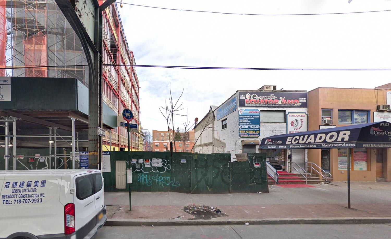 67-01 Roosevelt Avenue, via Google Maps