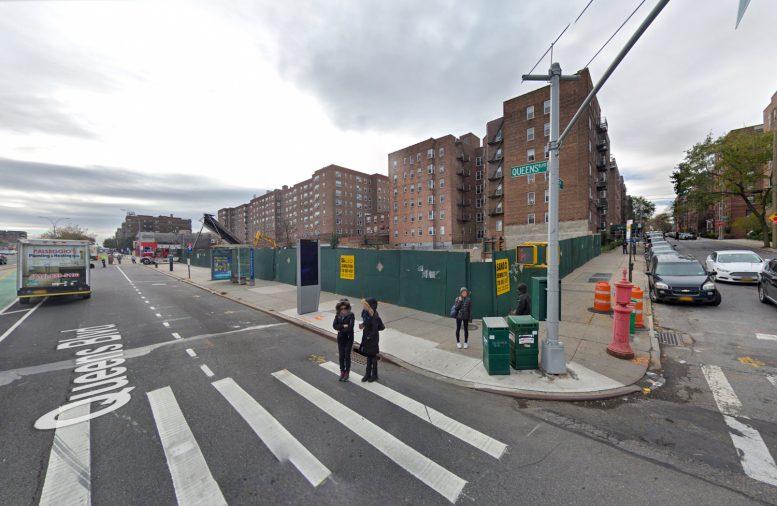 98-04 Queens Boulevard , via Google Maps