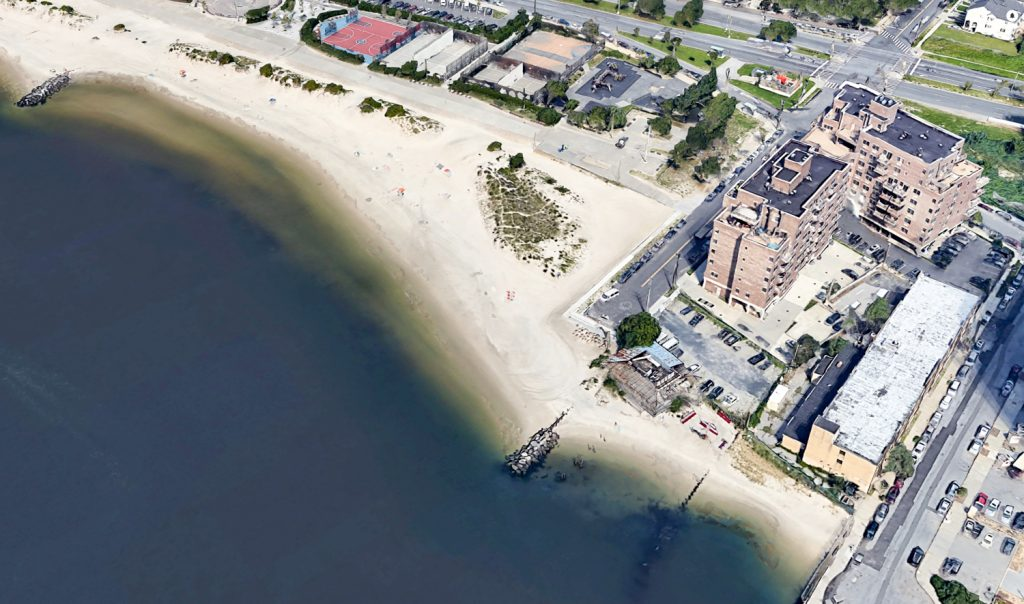 128 Beach 9th Street, image via Google Maps