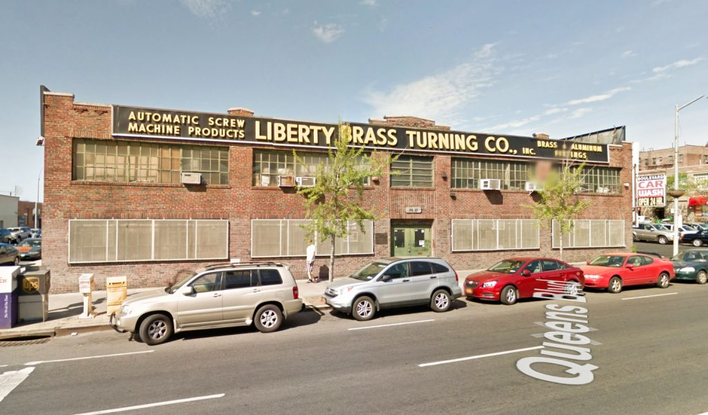 38-01 Queens Boulevard, via Google Maps