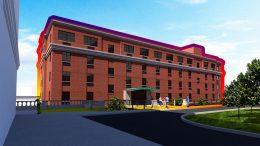 6301 Riverdale Avenue, College of Mount Saint Vincent dorm via The Real Deal