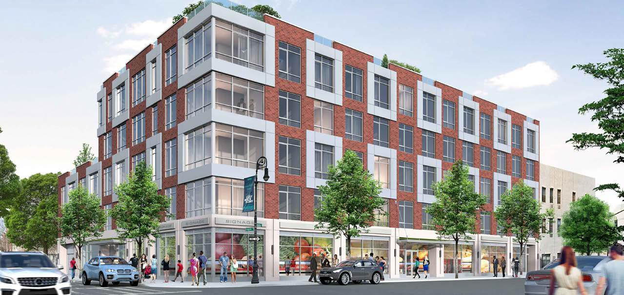 Renderings Revealed for 1056 Manhattan Avenue in Greenpoint, Brooklyn