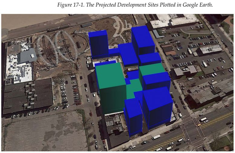 Mixed Use Rezoning Proposed for Eight Lots in Coney Island