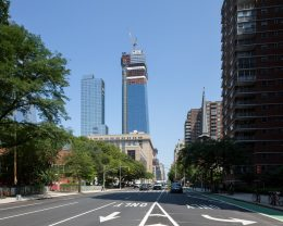 One Manhattan West from Chelsea, image by Andrew Campbell Nelson