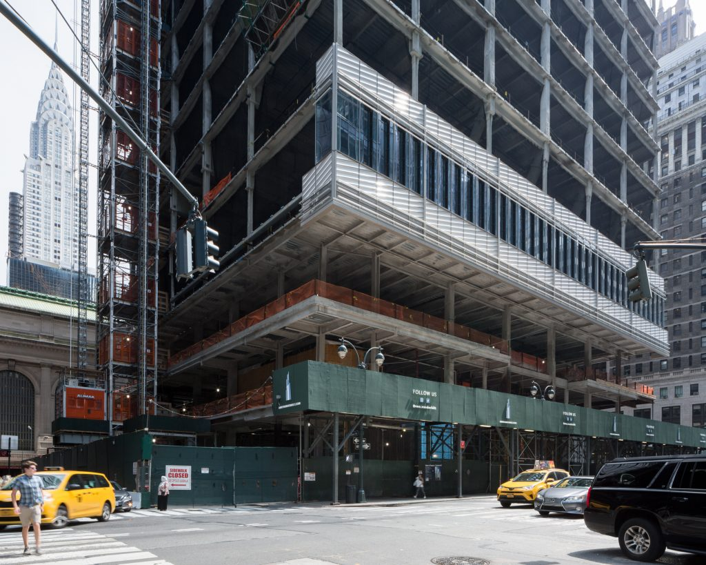 One Vanderbilt, image by Andrew Campbell Nelson