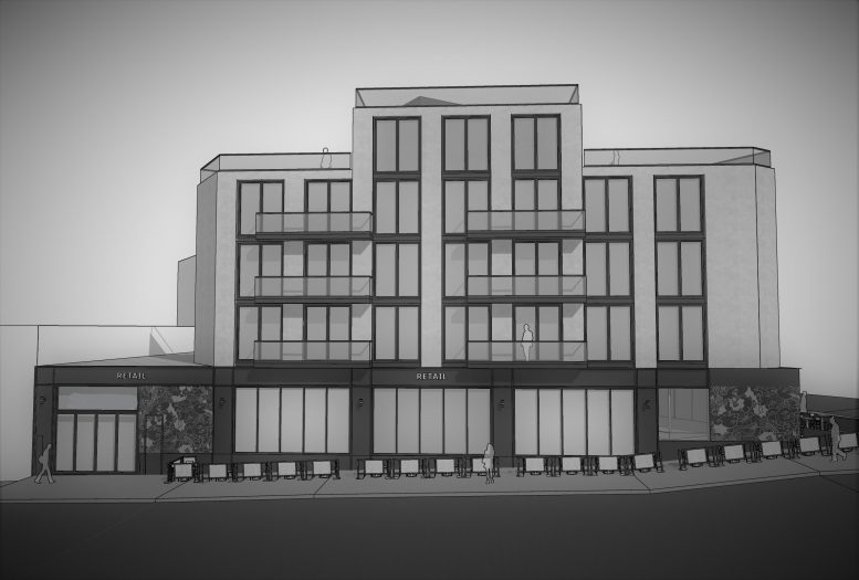 12-22 Astoria Boulevard, rendering courtesy AKI Development