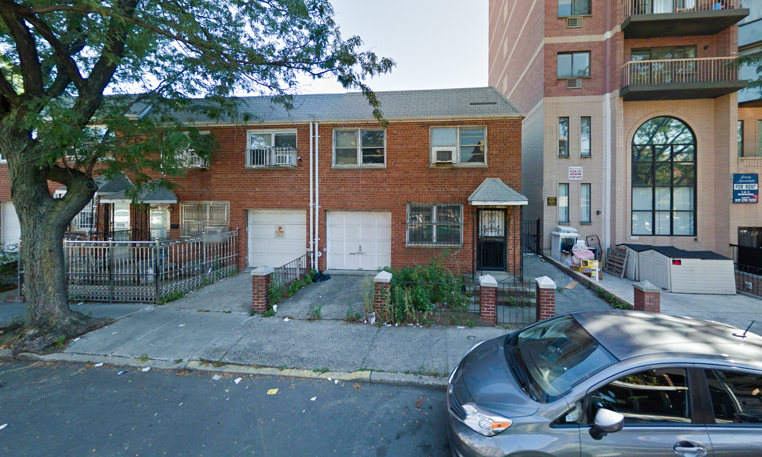132-62 Pople Avenue, via Google Maps