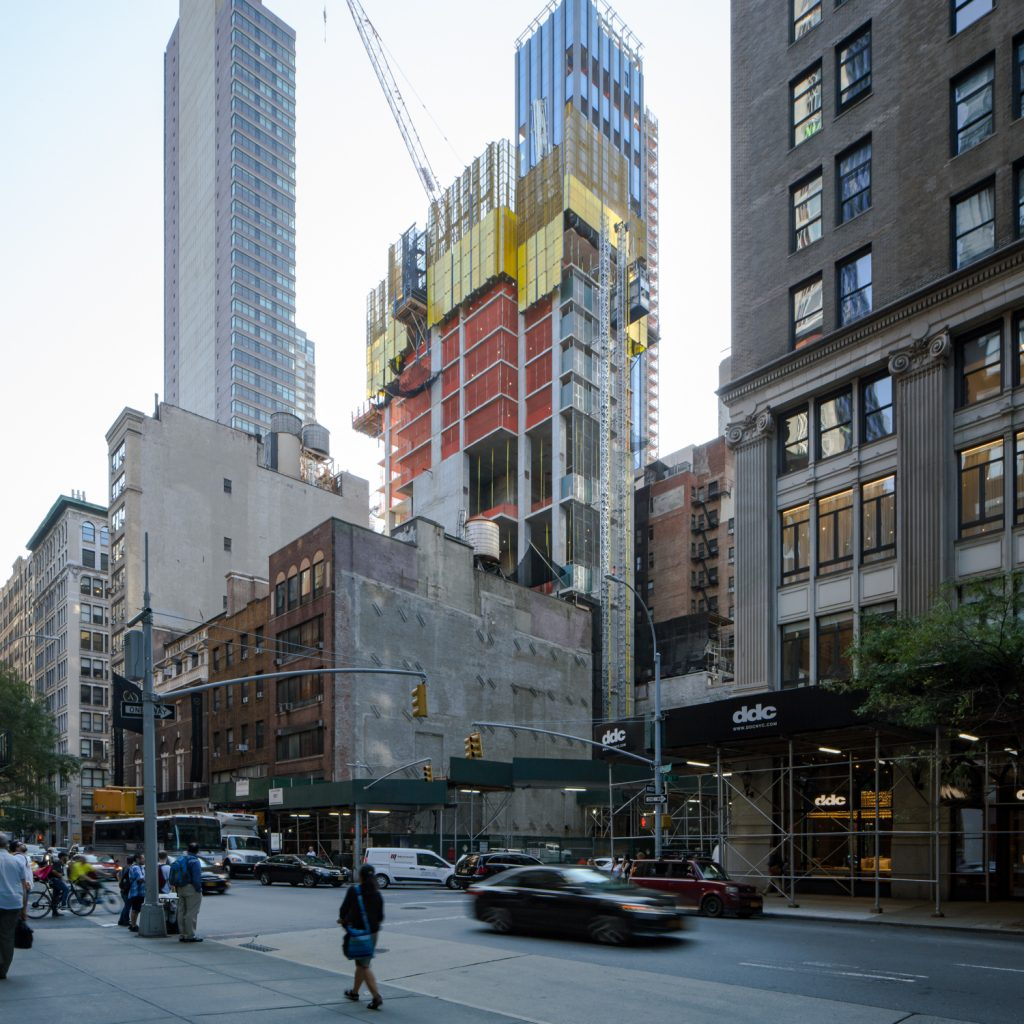 15 East 30th Street, image by Andrew Campbell Nelson